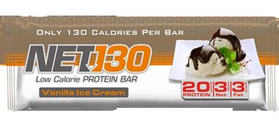 NET 130 Protein Bar