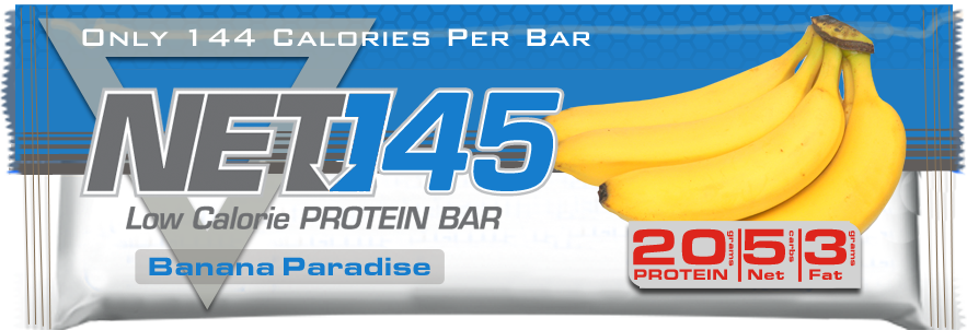 Banana Paradise Protein Bar